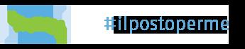 #ilpostoperme Logo